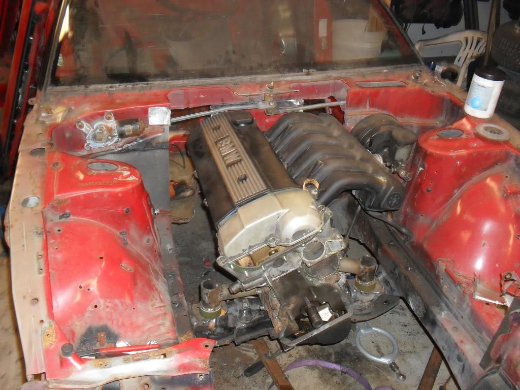 "T5Tim - Sierra ""Cosworth"" M50 Turbo.  SDC11057"