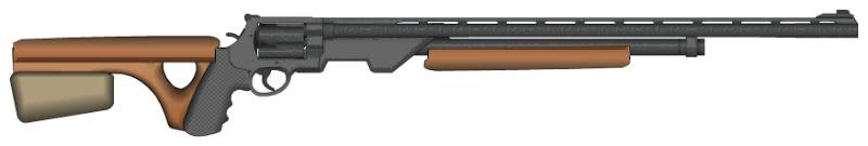 Characters: Beast-Kin/Kemonomimi (animal-trait people) Chimerarevolver-rifle.png?t=1301411711