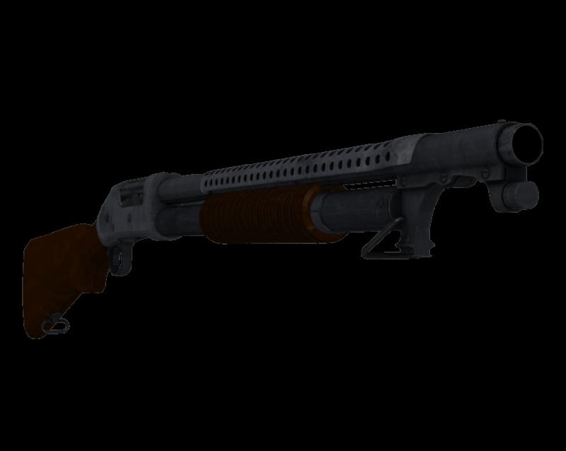 Default: Gryphon Military Shotgun GriphonShotgun3