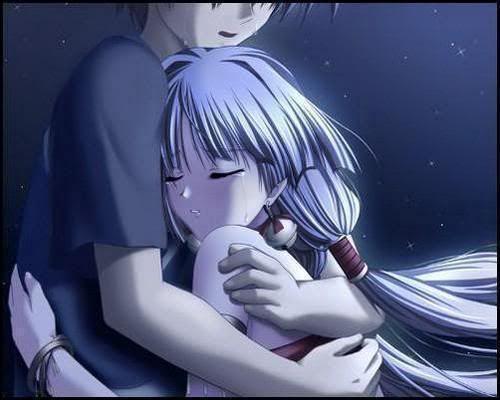 Twilight Moon Tasogane Tsuki - Page 5 Cry
