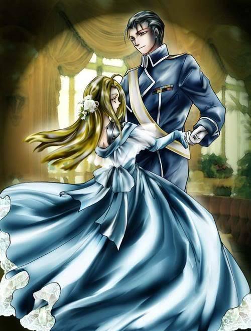 Esuko's and Mitsuki's revenge Dance