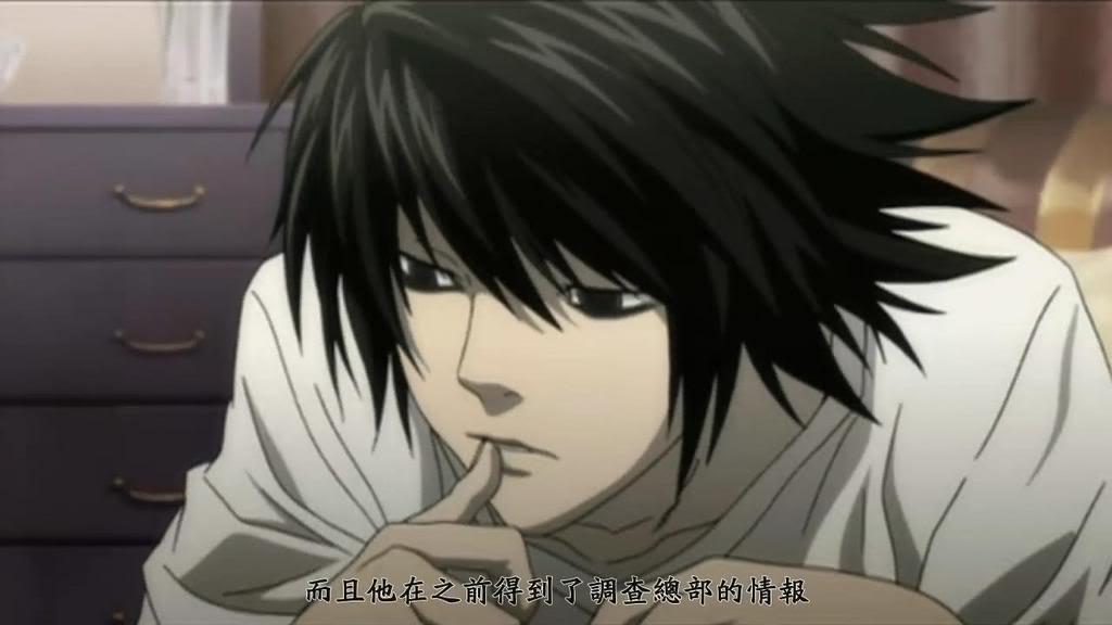 Love Story Death_note-Ryuzaki
