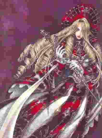 Esuko's and Mitsuki's revenge Trinityblood-15