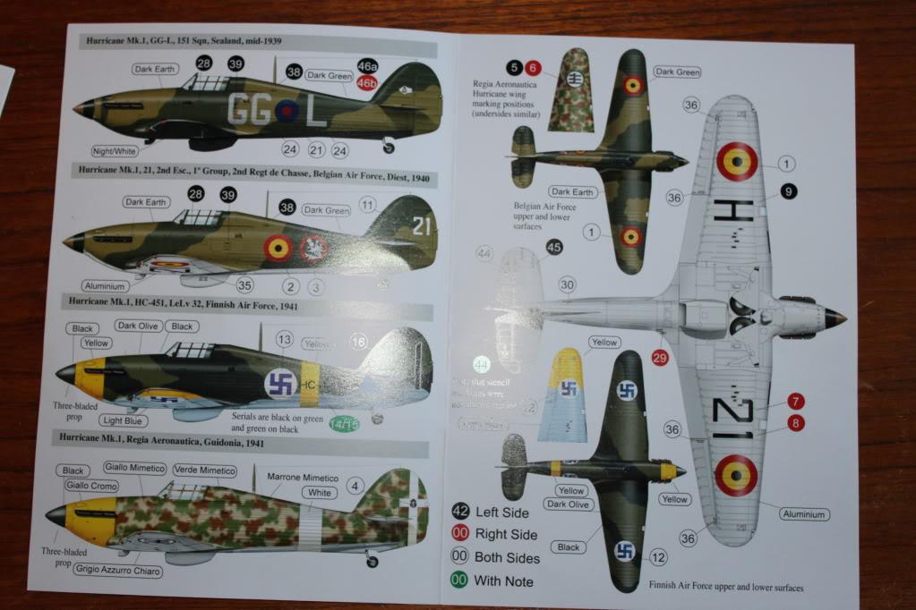 """Hawker Hurricane Mk.I """"Rag-Wing"""" 1/32, PCM IMG_0304"""