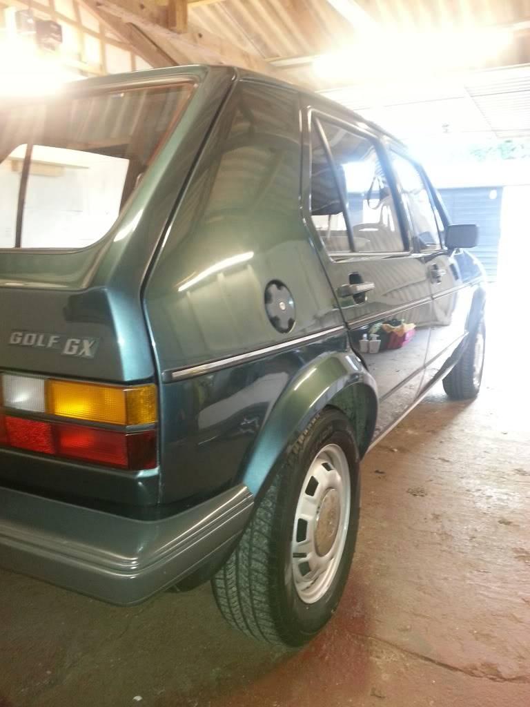 Mk1 Golf GX 20121013_162012