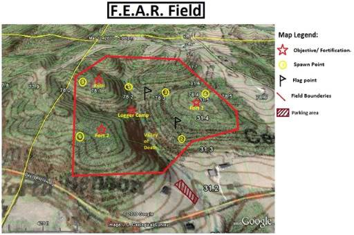 FEAR Field Maps... TopoFEAR01a