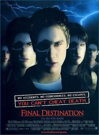 Final Destination Series All Three 2000-2003-2006 Final