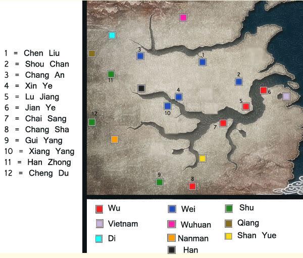 تاريخ اللعبة و الخريطة RPGmaplast1