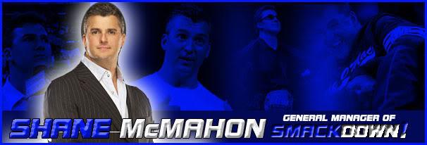 Morrison, come here ShaneMcMahonSDBanner