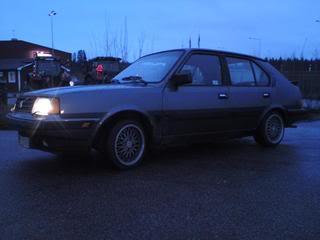 Jyllskar - Volvo 350 GLT DSC01260