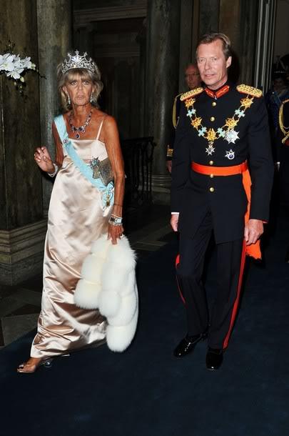 La Peor Vestida Boda de Victoria y Daniel de Suecia BirgittaSweden