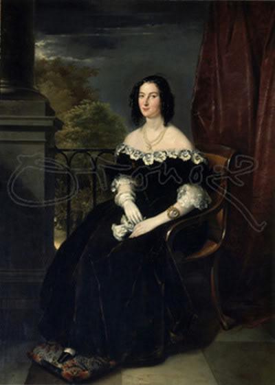 Eugenia de Montijo, emperatriz de Francia MariaManuelaKirkpatrickdeClosebu-3