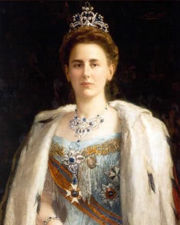 TIARAS I Wilhelmina1898-1