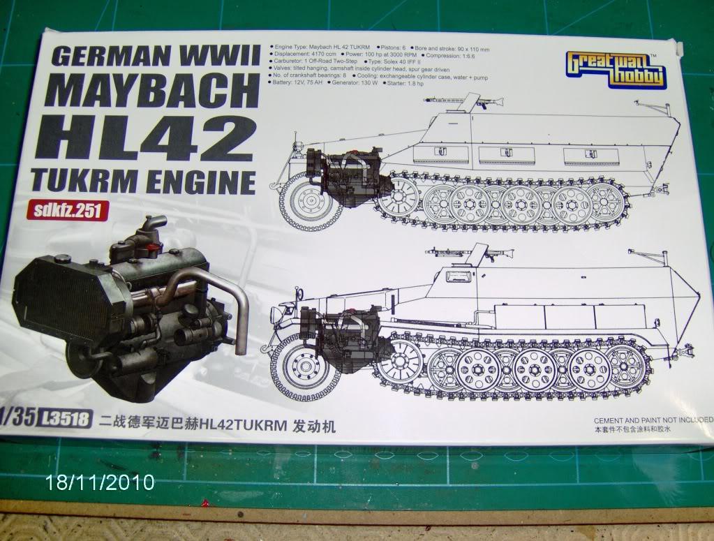 Maybach HL 42 Achat015