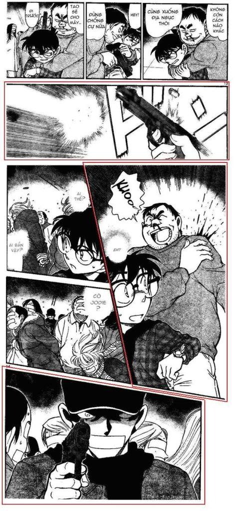 Một số nghiên cứu về TTLD Conan 3