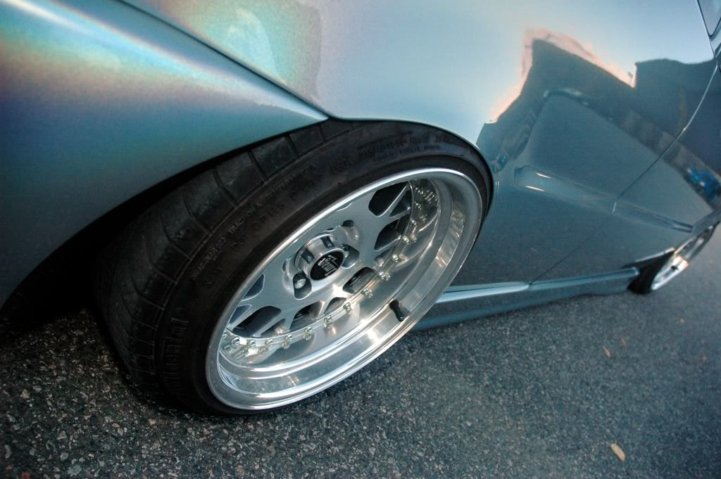 Hva slags hjul kjører dere med? Polo71