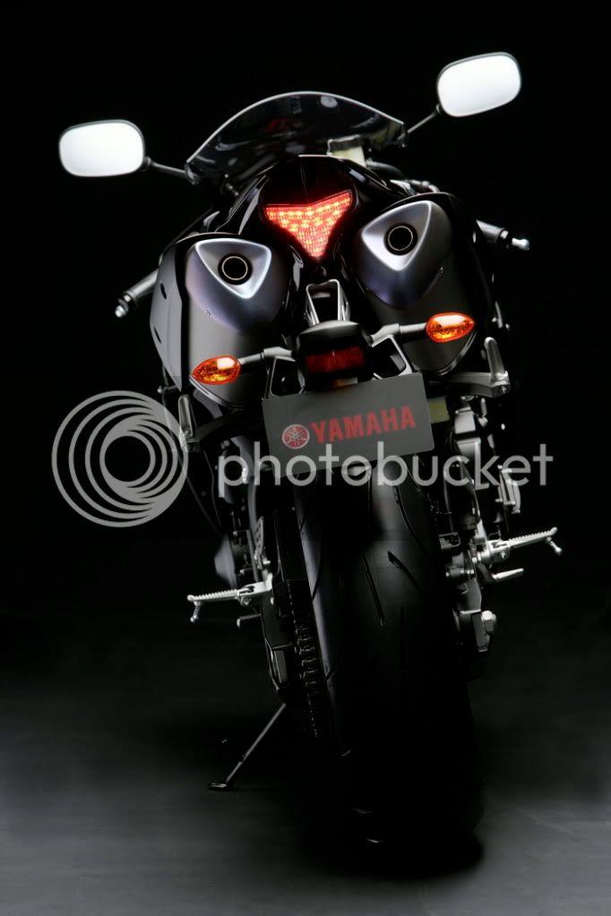 Motor YAMAHA R! R1200960lx6