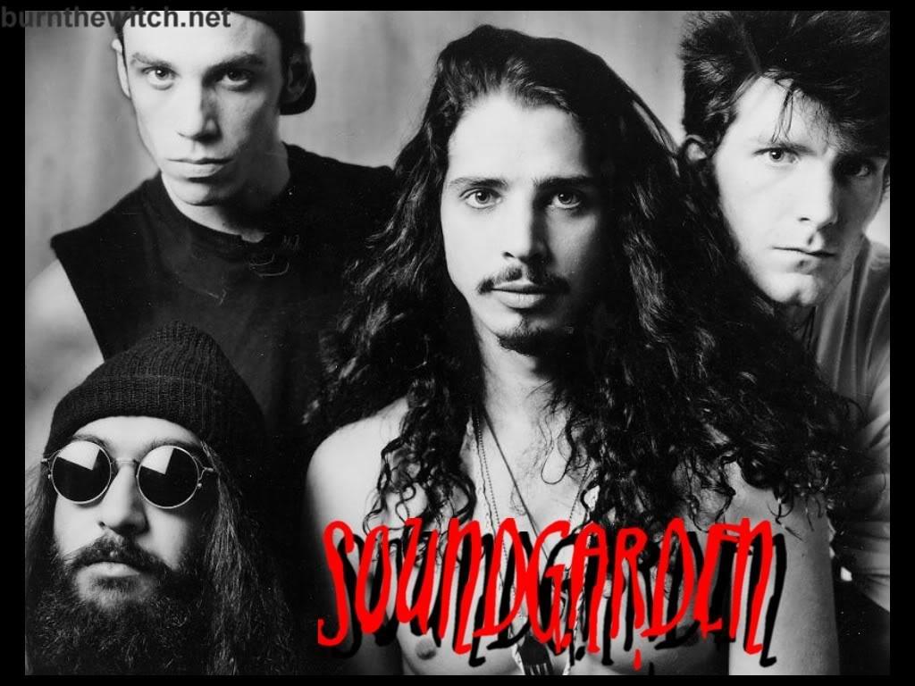 Soundgarden Soundgarden
