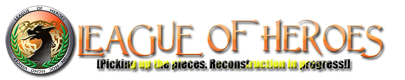 League of Heroes Forum
