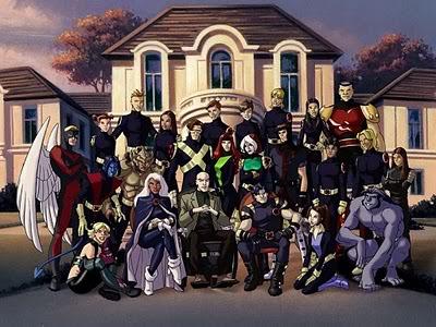 Normas Generales X-men-evolution