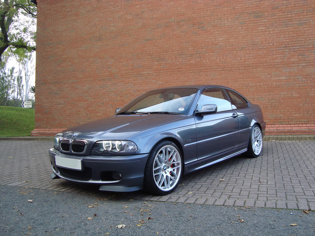 Be Em Double You E46 330ci  - Page 5 Front-1