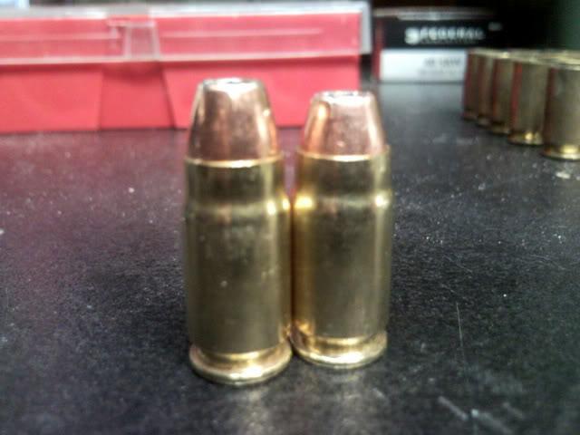 Le calibre 40S&W votre avis? Setback
