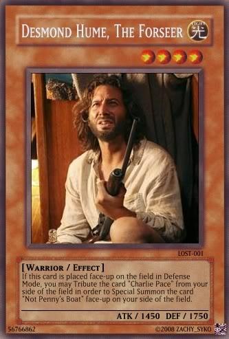 Yu-Gi-Oh!Card Maker!!!! Desmond