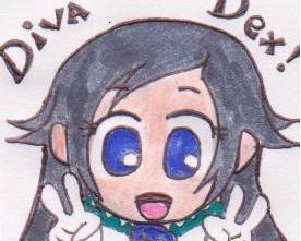 Blood+ Fan Arts :D Diva-2