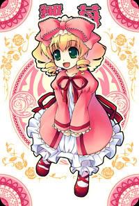 Secretos Rozen Maiden Hinaichigo3