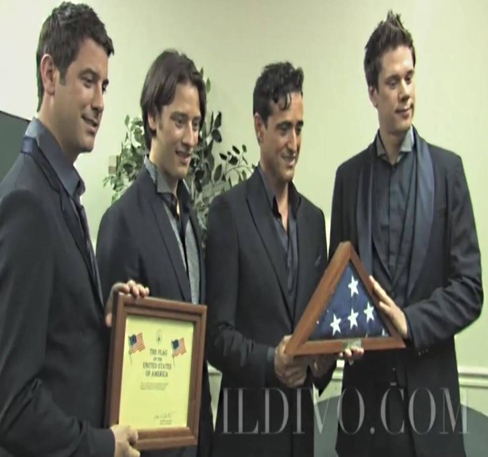 IL DIVO HONORED BY USA & AUTISM SOCIETY DCID1