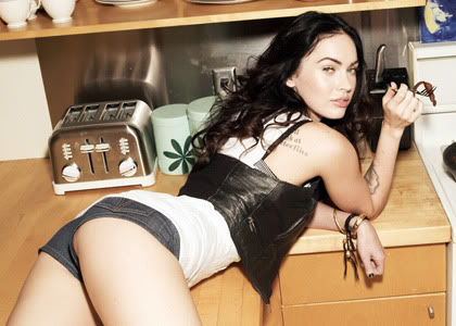 Demetria Dragomir Megan-fox-rolling-stone-sexy
