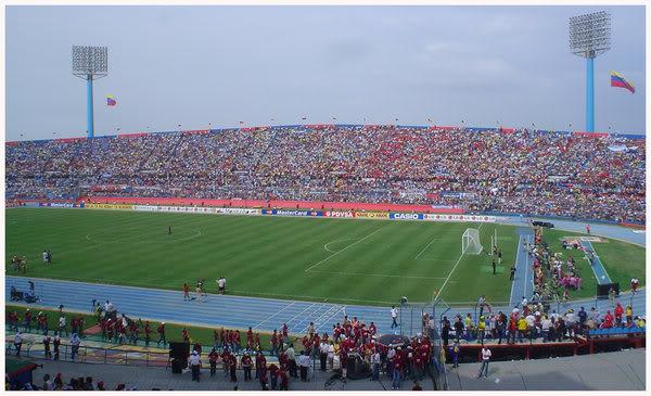 Maracaibo | Estadio Pachencho Romero | 45.000 Maracaibo_by_piktwoart