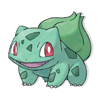 Pokedex de Yellow. Bulbasaur2