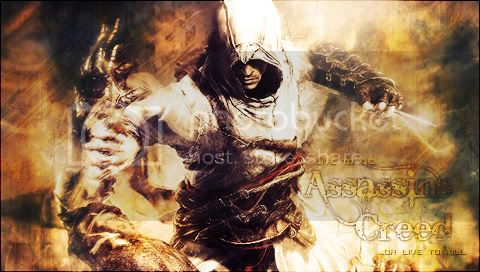 Assassin's Creed - Live for die, or live for kill WallAS