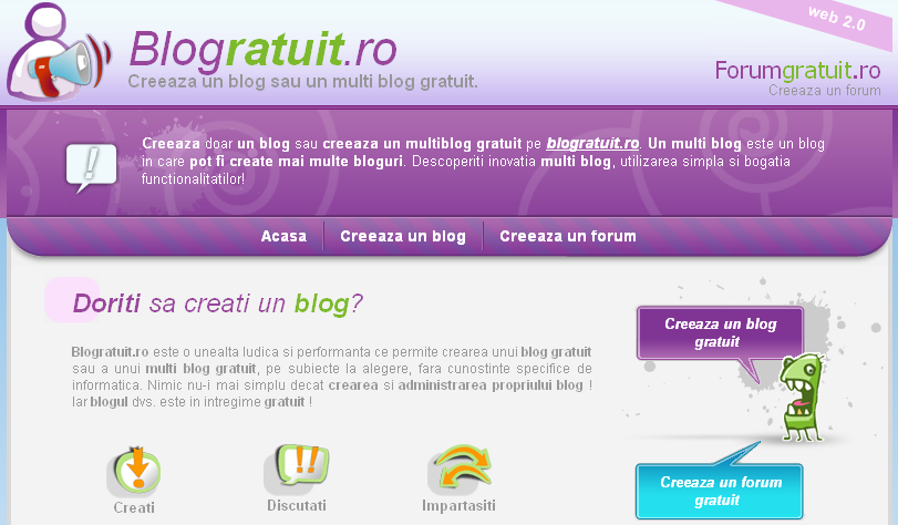 Cum creez un blog? 001