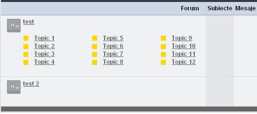 Descriere forum/categorie cu link-uri spre interne 010101
