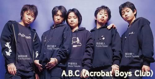 ABC-Z Abc2001