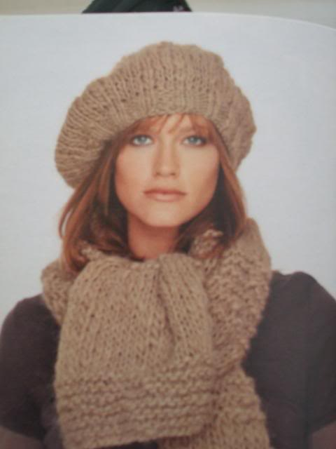 un beret en alpaga pour cet hiver 014-18