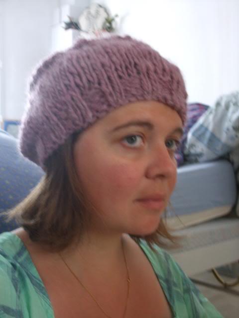 un beret en alpaga pour cet hiver 015-17