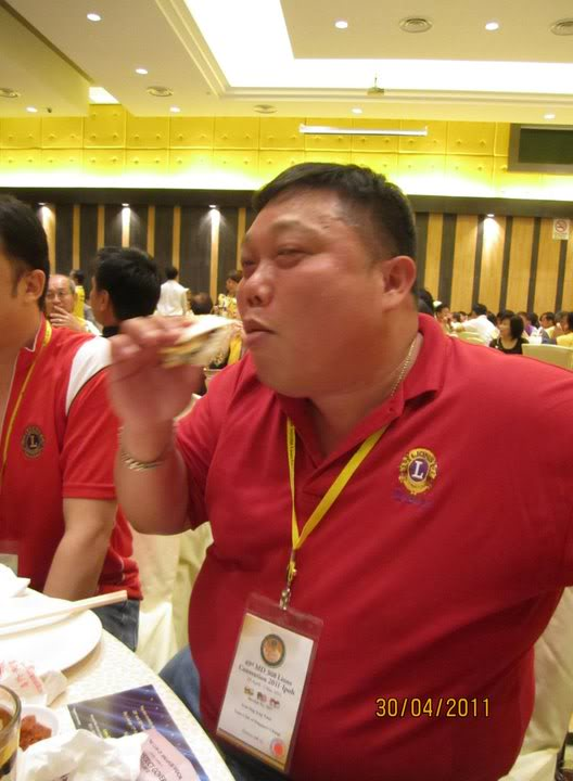 Lions Convention 2011 in Ipoh- 29 April to 2 May 2011 DinnerIpoh7