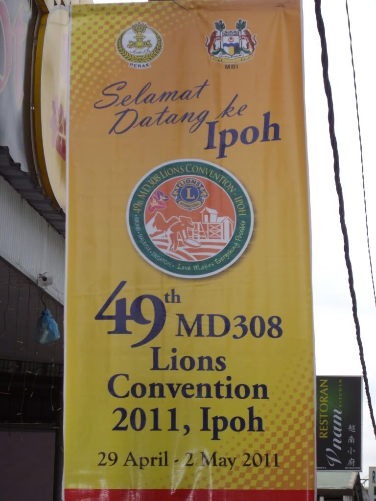 Lions Convention 2011 in Ipoh- 29 April to 2 May 2011 IMGP0555