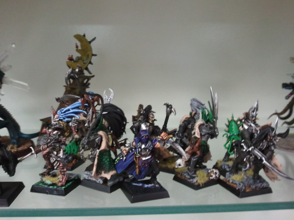 dark - Dark elf warband (wip) 2012-03-07165510