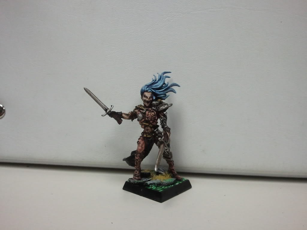 dark - Dark elf warband (wip) 2012-03-14162332