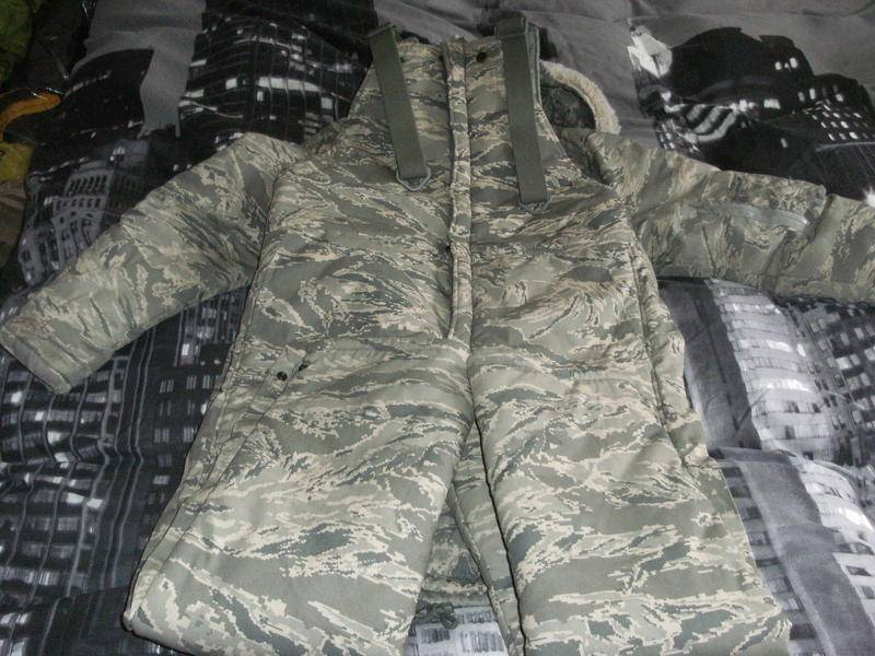 Tigerstripe N-3B Parka And Winter Overtrousers/Salopettes. DSCF0010_zpsiftxcdlx