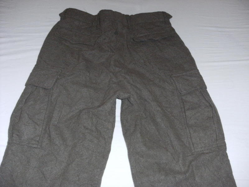 1965 Woolen Combat Trs-Nylon Lined?? Ccb43b11