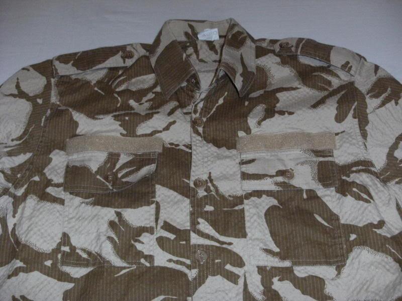 Desert Shirt-British Desert DPM Style. Ce95a09d