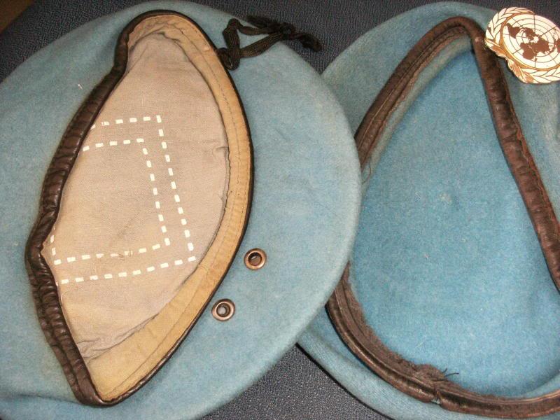 UN beret E669f0a5