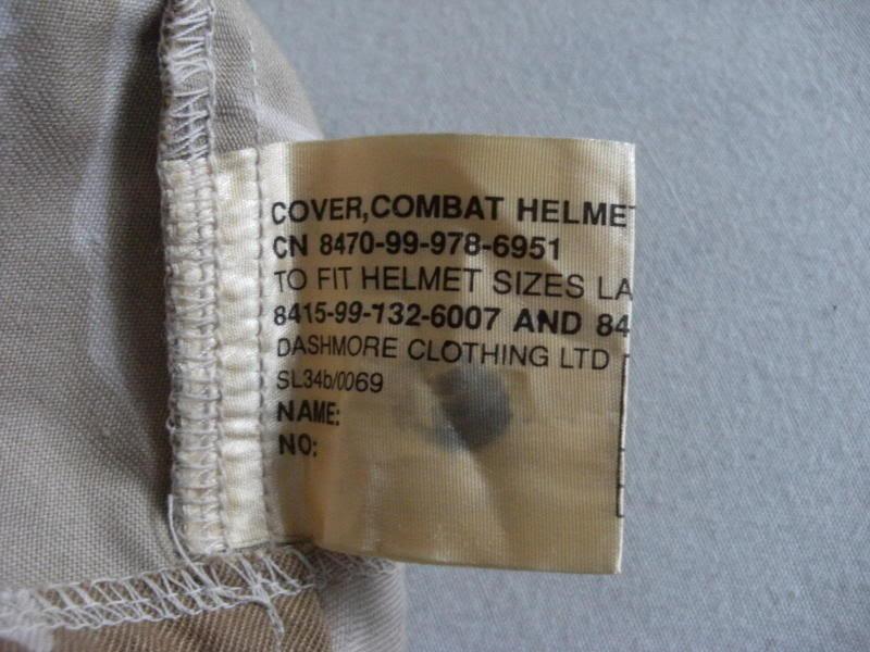 MK6 Helmet Covers. F38323c8