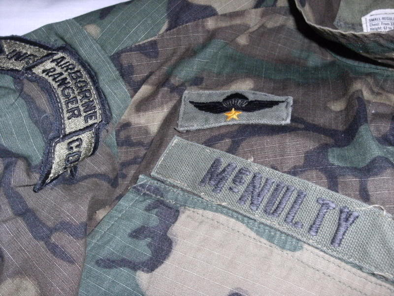 ERDL Jacket-Special Forces. F6a63b95