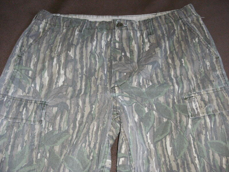 Did the US Army ever experiment with REALTREE Cammo? Fc78ac88